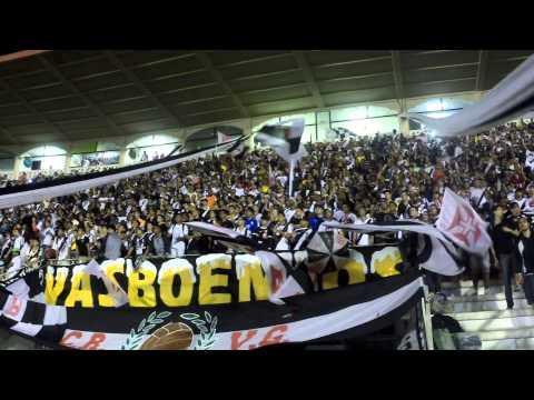 """Boêmio   Mulambo, me diz como se sente Vasco x Bragantino 03/10/2014"" Barra: Guerreiros do Almirante • Club: Vasco da Gama"