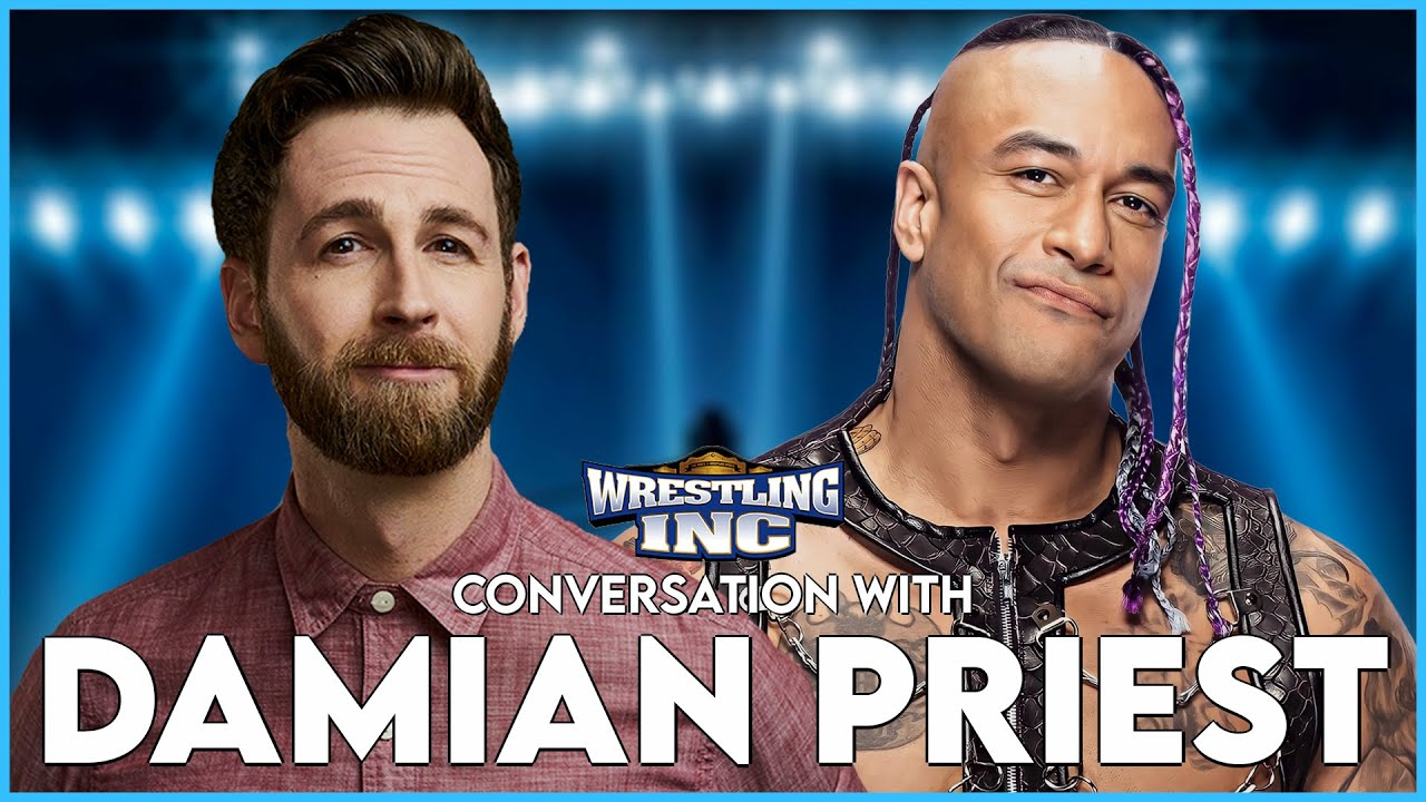Damian Priest On Which WWE Star Is His Travel Partner, Taking Time Off After Zombies Match