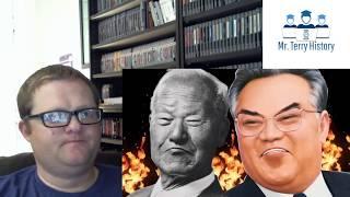 A History Teacher Reacts | Oversimplified - Cold War (Part 1)
