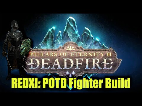 Pallid Knight (2-Handed Striker) – Pillars of Eternity 2