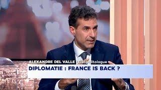 Diplomatie : « France is back? » (débat LCI)