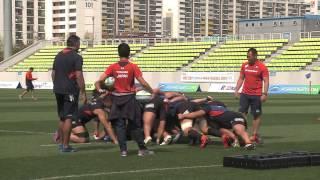 Japan Captain's Run | #ARC2017 | Match 1
