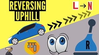 How To Reverse A Car Uphill