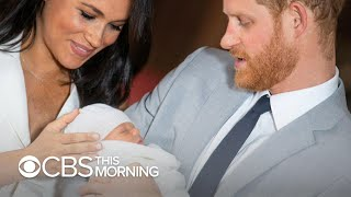 Royal Baby: World Reacts To Archie, Prince Harry And Meghan Markle's New Son