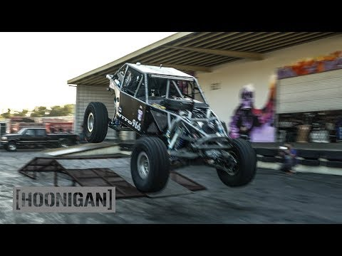 [HOONIGAN] DT 180: 900HP Ultra 4 Rig Destroys Our Lot
