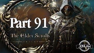 The Elder Scrolls Online Walkthrough - Part 91 LYRANTH (ESO PC Gameplay)