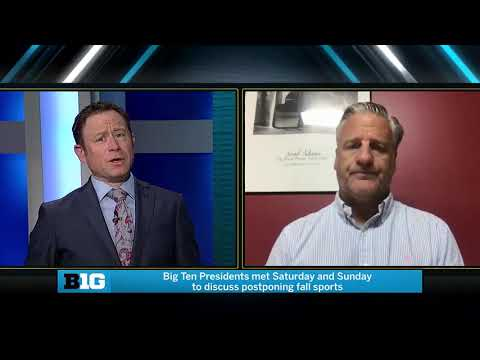 What is the Status of the 2020 College Football Season? | Pat Forde Shares Latest Updates