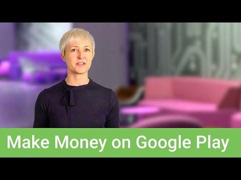 Making money on Google Play