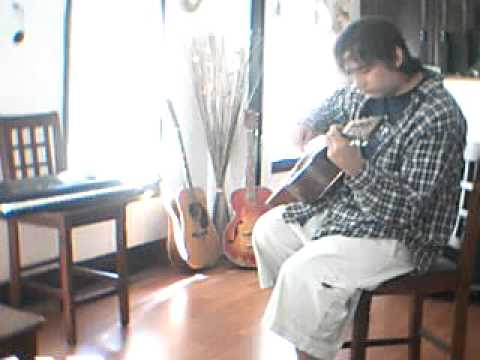 Michael Patteen Playing solo