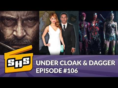 Under Cloak and Dagger | Episode 106 | Superhero Slate