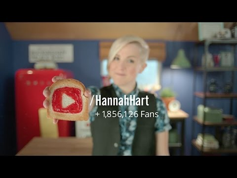 Hannah Hart on YouTube: You Make Happy from Scratch
