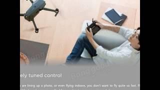 DJI Mavic Pro Alpine Combo OcuSync Transmission WIFI FPV With 3Axis Gimbal 4K Camera RC Drone Quadco