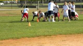 Sadies Football Tryouts #2