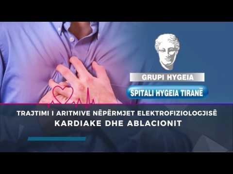 Angiodystonia e trajtimit hypertensive tipit