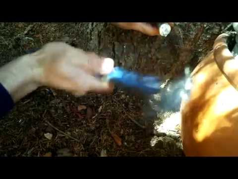 DIY Tree electricity