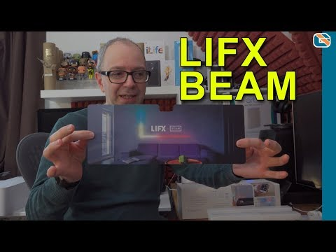 LIFX Beam Review – Modern Smart WiFi Lighting