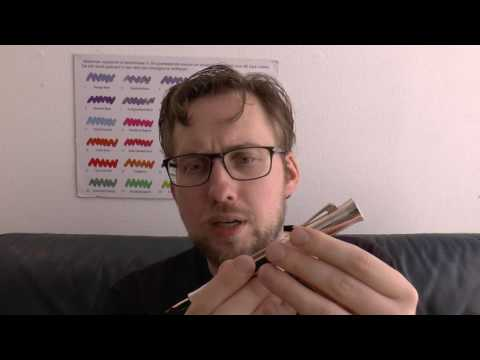 Graf von Faber Castell Pen of the Year 2016 Review