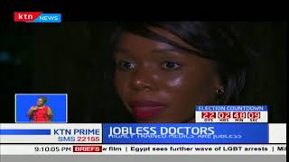 Over 700 highly trained doctors still search for employment