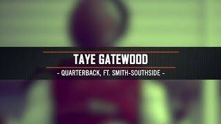 Ft  Smith Southside: Taye Gatewood