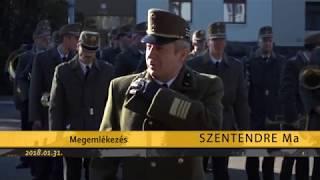 Szentendre MA / TV Szentendre / 2018.01.31.