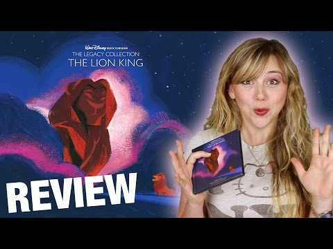 Lion King Soundtrack: The Legacy Collection | Rotoscopers