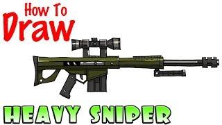ᐅ Descargar MP3 de How To Draw The Heavy Sniper Rifle ...