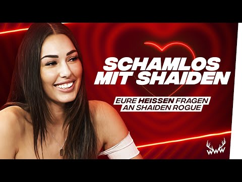 AUFKLÄRUNG mit Pornostar Shaiden Rogue!