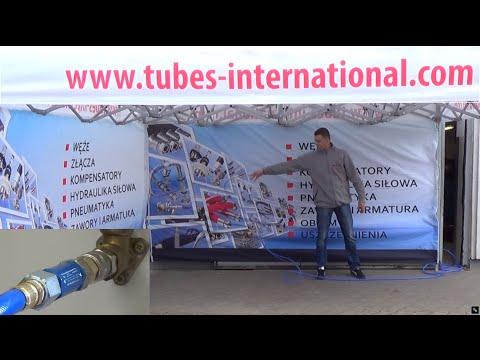 Test zawór zamykający, awaryjny HoseGuard®Ewo - Tubes International - zdjęcie