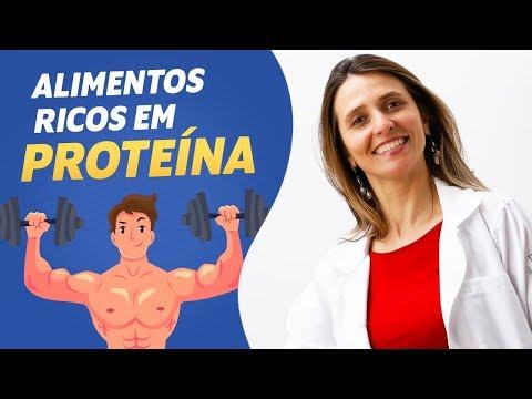 Imagem ilustrativa do vídeo: Alimentos Ricos em Proteína para SECAR e GANHAR MASSA MUSCULAR