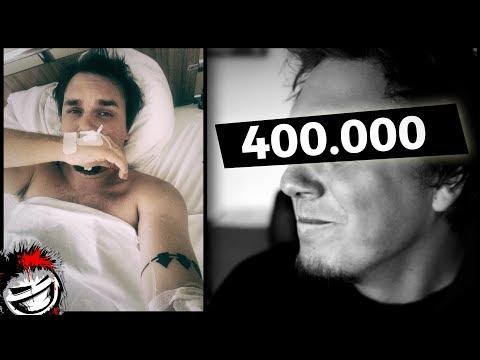 Vrátil jsem se z nemocnice. Máme 400.000?