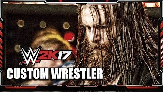 WWE 2K17 Creations: Killian Dain (Xbox One)