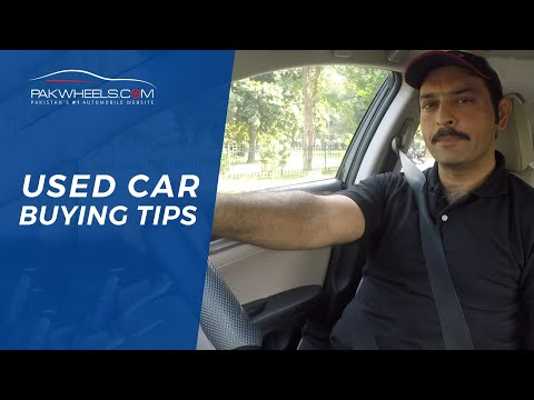 Used Car Buying Tips | PakWheels Tips