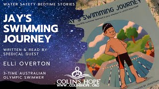 Water Safety Bedtime Story: Jay's Swimming Journey