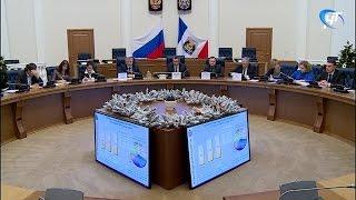 В Правительстве области состоялось заседание комиссии по социально-трудовым отношениям