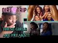 GIRLS TRIP Red Band Trailer REACTION!!!