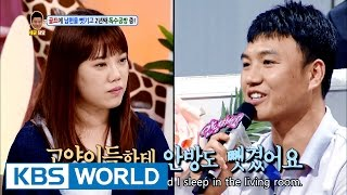 My Husband Is Addicted To Golf [Hello Counselor / 2016.09.19]