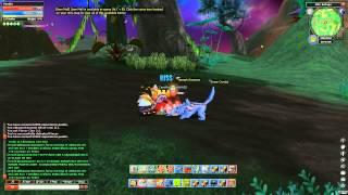 Rose Online Katar Hawker/Raider Gameplay