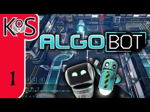 Gameplay de Algo Bot