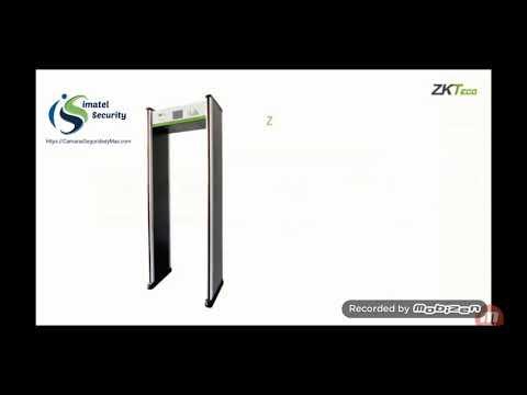 Detector de Metal cuerpo completo zk-d1065s