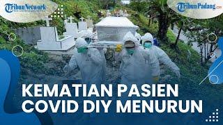 Angka Kematian Pasien Covid-19 di Yogyakarta Menurun, 500 Peti Jenazah Menumpuk di BPBD DIY