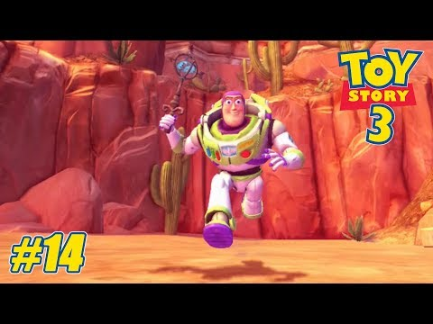 Toy Story 3 - Xbox 360 / Ps3 / Xbox One Playthrough Gameplay - Toy Box PART 14