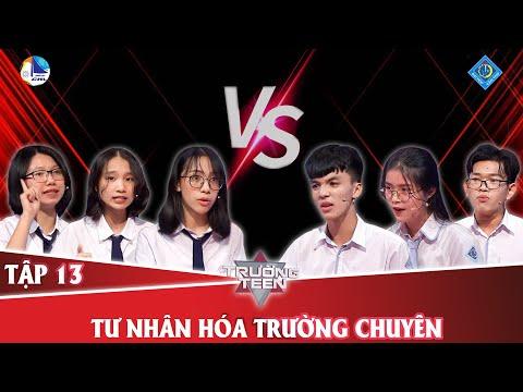 Trường teen 2020 | THPT chuyên Hạ Long vs THPT Thực hành Sư Phạm - Cần Thơ (BÁN KẾT 2)