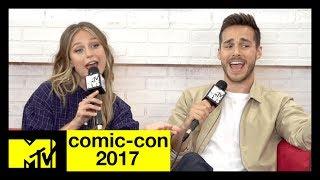 'Supergirl' Cast Musical Recap of Season 2