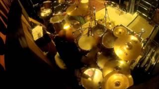 "Daniel Garcia (VITA IMANA) - Norma Jean - ""Triffids"" - Drum Cover"