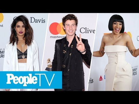 2019 Grammy Awards: Live From The Red Carpet At The Clive Davis Pre-Grammys Gala   PeopleTV