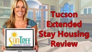 preview picture of video 'Extended Stay Tucson Review - Tucson Extended Stay Housing'