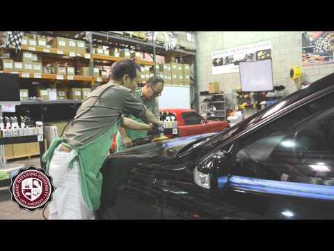 Automotive Detailing Training School - Get Certified at Smart ...