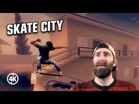 Skate City Gameplay Overview - Apple Arcade