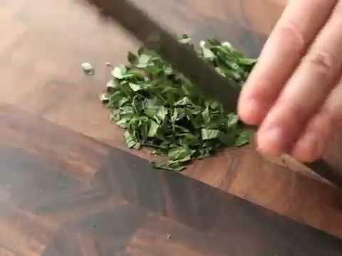 Four Knife Cuts Every Cook Should Know