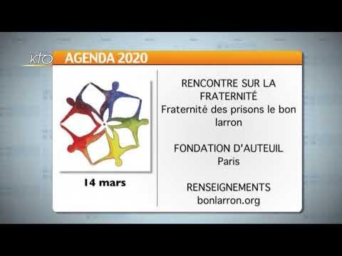 Agenda du 17 février 2020